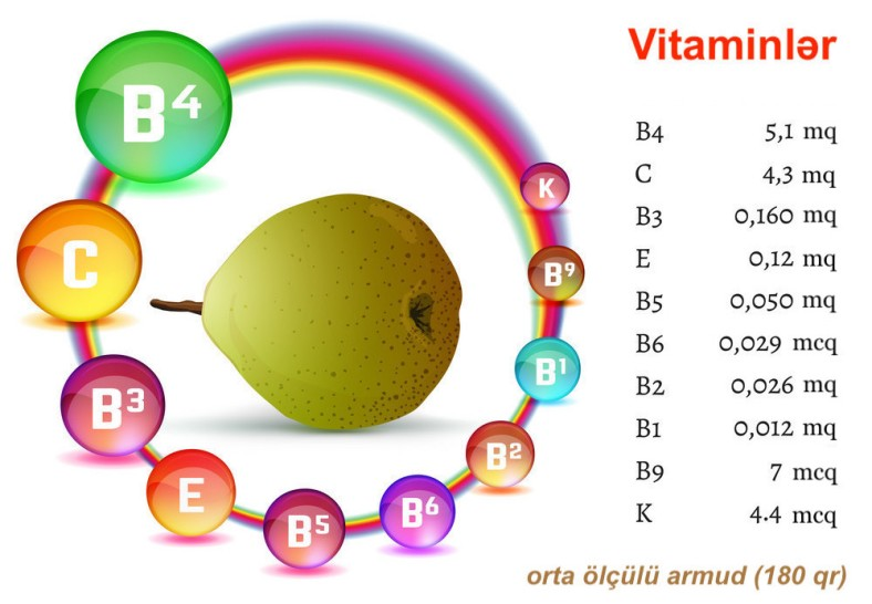 Vitamins in Pear-02